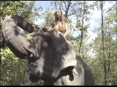 Queen of the Elephants XXX