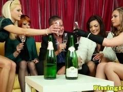 ### fetish glamour whores jump on dude