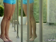 21Sextury XXX Video: Teeny Toes