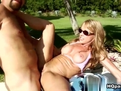 Shayla, Hunter in Washed and rode Movie