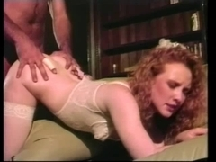 Unshaved Redhead Bride Flame Acquires Assed