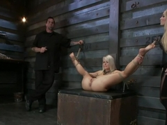 Opening up Anikka Albrite: Day Two