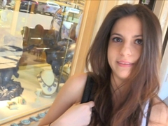 Incredible pornstar in Hottest Outdoor, Public sex scene