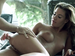 Best pornstars Athina, Toby in Amazing Redhead, Natural Tits porn clip