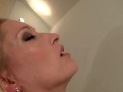 Incredible pornstars David Perry, Uma Zex in Exotic European, Blonde sex movie