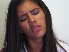 Best pornstar Victoria Valencia in Incredible Facial, Latina xxx movie