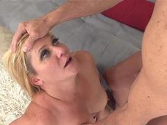 Horny pornstar Ginger Lynn in Amazing Facial, Blonde xxx clip