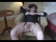 Glossy nylons shaven mother i'd like to fuck