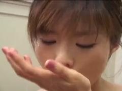 Japan Bukkake uncensored !!