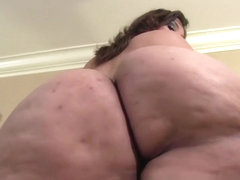 Crazy Amateur movie with Ass, Solo scenes