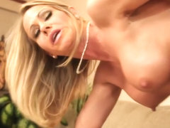 Simone Sonay & Johnny Castle in Seduced by a Cougar