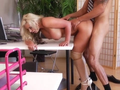 Phoenix Marie & Karlo Karrera in Naughty Office