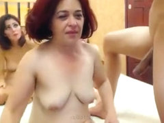 Incredible Amateur video with Blowjob, Group Sex scenes