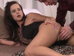 Exotic pornstar in Best HD, MILF adult clip