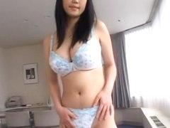 Crazy Japanese girl in Best Softcore, Lingerie JAV scene