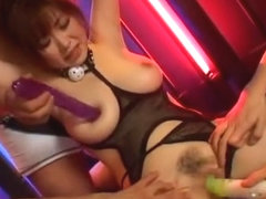 Exotic Japanese chick in Incredible BDSM, Dildos/Toys JAV clip