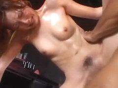 Best Japanese model Kaede Fuyutsuki in Horny Blowjob/Fera, Threesomes JAV clip