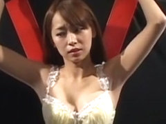 Exotic Japanese chick in Fabulous Masturbation/Onanii, Dildos/Toys JAV video