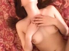 Fabulous Japanese model Maria Dizon in Crazy Solo Girl, Public JAV video
