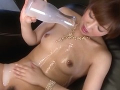 Incredible Japanese slut Mami Asakura in Exotic JAV uncensored Dildos/Toys movie