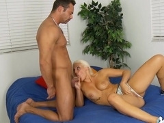 Girl gets rudely fucked