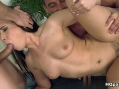 Choky Ice, Victor Solo, Wendy Moon in Sexy suds Scene