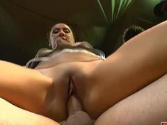 Horny pornstar in Amazing College, Bukkake sex video