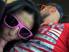 Incredible pornstar Carol Sevilla in Horny Spanish, Reality adult movie