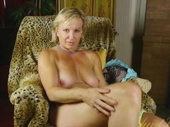 Hottest pornstar in Incredible Big Tits, Masturbation porn clip