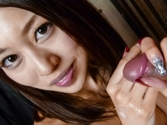 Hottest Japanese chick An Yabuki in Fabulous JAV uncensored Blowjob scene
