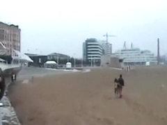 Voyeur tapes 3 spanish couples having sex in public