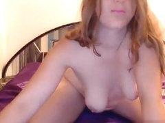 Naked Exoticstrip1 on the bed