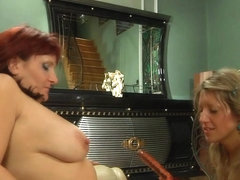 GirlsForMatures Scene: Viola M and Nora