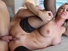 Brandi Love & Johnny Sins in Seduced by a Cougar