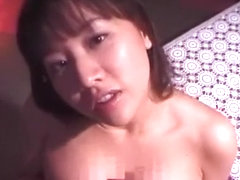 Exotic Japanese whore Ayami Sakurai in Fabulous Handjobs, Public JAV scene