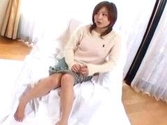 Exotic Japanese slut in Best Facial, Masturbation/Onanii JAV movie