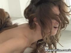 Nicole Vice in Top Tier Lesbian Fucking - MagmaFilm