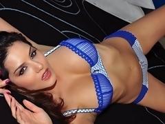 Sunny Leone in Bodyparts: Bed Video