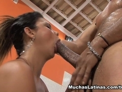 Suzana Rios in Big Butt Brazilian Girls