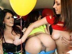 Dorm Invasion Surprise Party