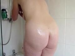 wife showers