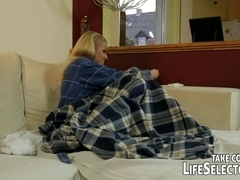 Ass banging, pussy fucking, food sex with Chary Kiss