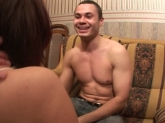Cracked cuties engulf and fuck rods in the real sex party