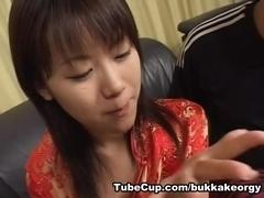 JapaneseBukkakeOrgy: M Slave 6