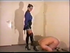 The German Female-Dominant two