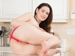 Sarah Shevon in Classy Housewife Scene