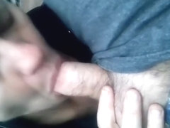 In the truck or at the house she gives one of the best blow job