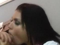Fabulous Amateur video with Facial, Cumshot scenes