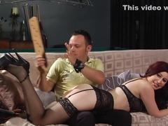 Incredible pornstar Charli Piper in crazy brunette, bdsm porn movie