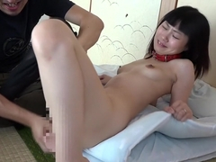 Tiny Goth Gets Creampied